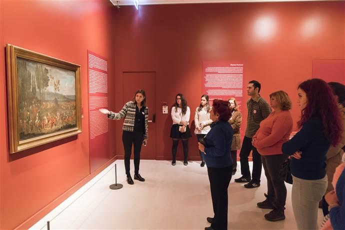 Pera Müzesi'nde Öğretmenler Günü'ne özel etkinlikler