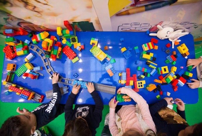Maltepe Park'ta Lego Festivali