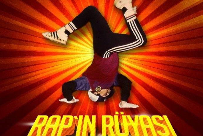 Erci E. Rap'in Rüyası ile genç rapçilere seslendi