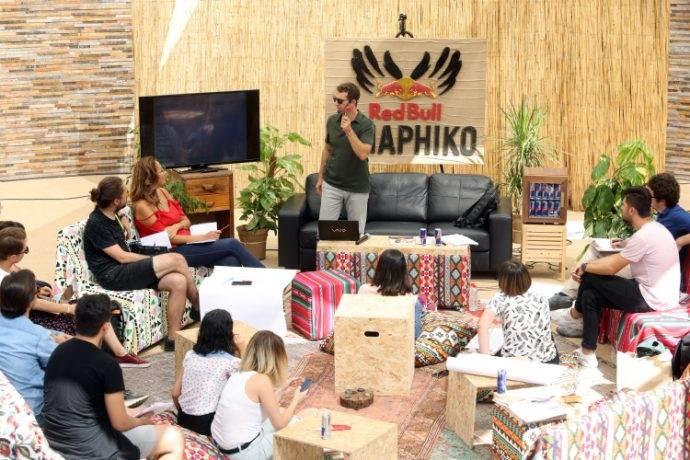 Red Bull Amaphiko sosyal girişimcileri Göbeklitepe'de buluşturdu