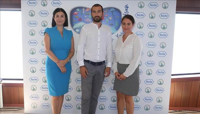 Türkiye'nin ilk mercan transplantasyonu gerçekleştirildi