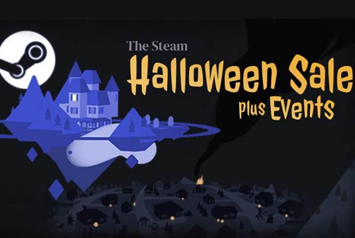 Steam Cadılar Bayramı indirimleri başladı!