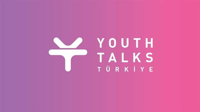 Youth Talks Türkiye 7 Kasım'da Kanyon'da