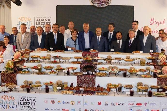 Üçüncü Uluslararası Adana Lezzet Festivali 4 Ekim'de başlayacak