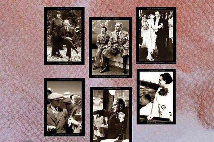 Agora AVM'de 'Atatürk ve Kadın' sergisi