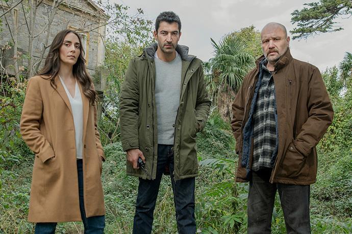 BluTV dizisi 'Alef'ten teaser fragman yayınlandı