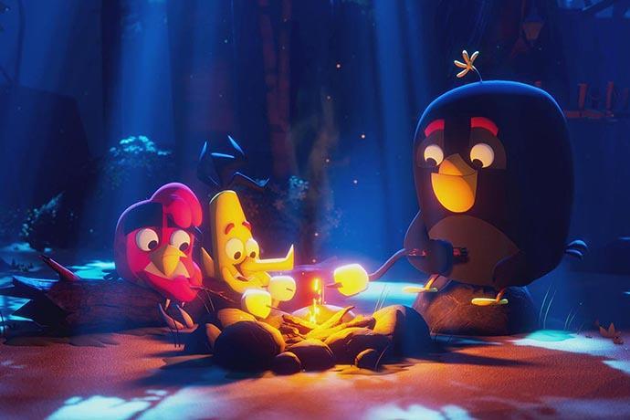 Angry Birds, Netflix Dizisi Oluyor