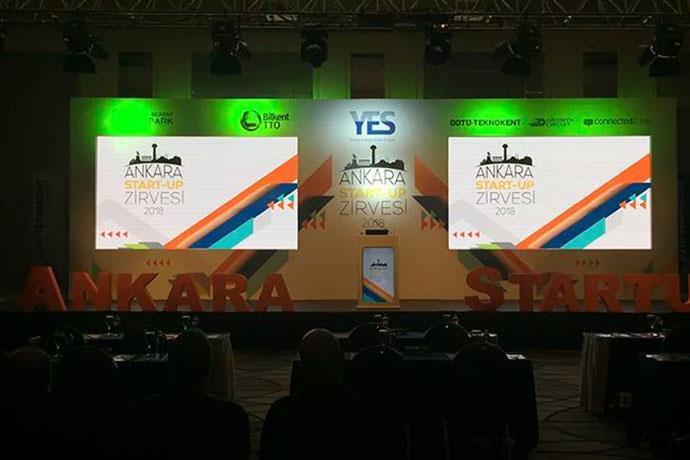 13. Ankara Startup Zirvesi 15 Aralık'ta gerçekleşecek