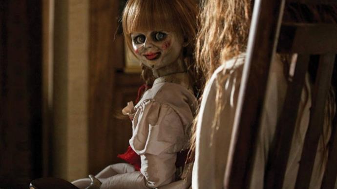 Annabelle 4 filmi için hazırlıklara başlandı