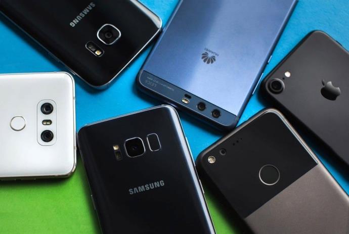 Huawei ile Samsung arasındaki fark kapandı! Apple'ın düşüşü sürüyor