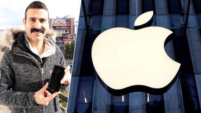 Apple'ın açığını buldu, karşılığında teşekkür aldı