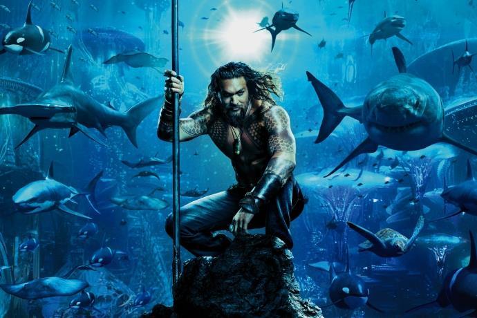 Aquaman ve HBO işbirliği yapacak