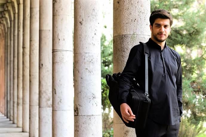 Van'da keşfedilen Genç Yetenek Arda Karakaya'nın hedefi büyük