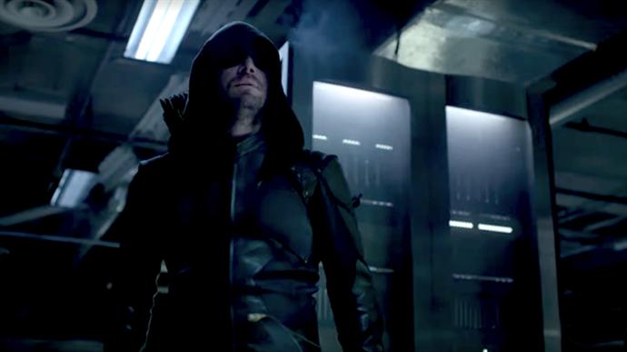 Arrow'un 8'inci sezon fragmanı yayınlandı