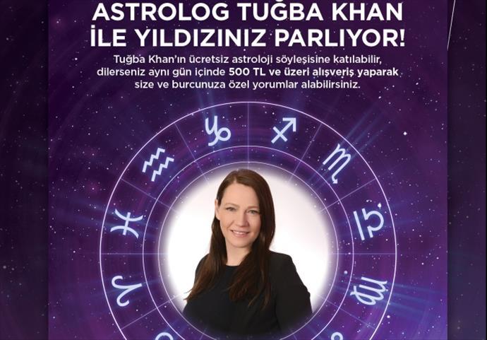 Espark AVM'den astroloji tutkunlarına 21 Aralık müjdesi