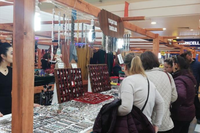 Ankara Optimum'da Hediyelik Eşya ve El Sanatları Festivali