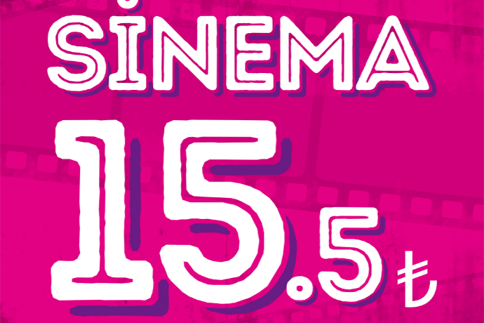 Axis İstanbul'dan 8 Mart'ta sinemaya çağıran kampanya