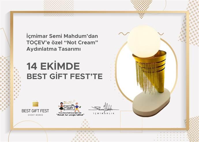 Best Gift Fest Alışveriş Balosu 14 Ekim'de Çırağan'da