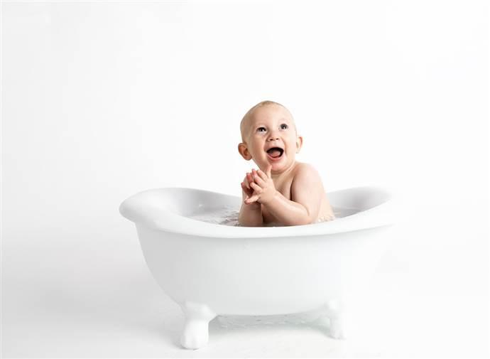 Bebek banyosu hakkında bilinmesi gerekenler