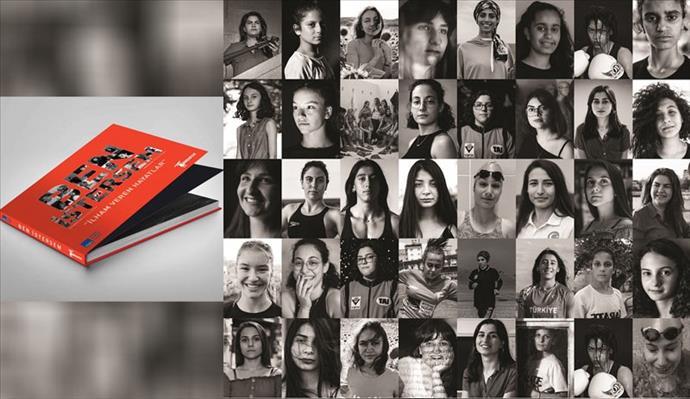 Güçlü Kızların İlham Veren Başarıları sergileniyor