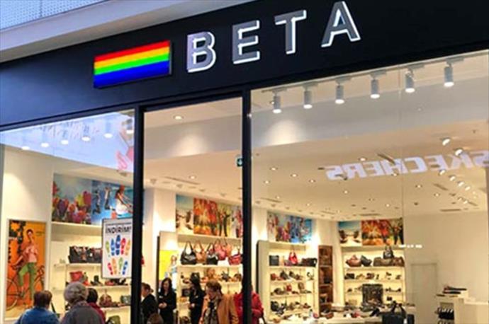 Beta ayakkabıları için iflas kararı verildi!