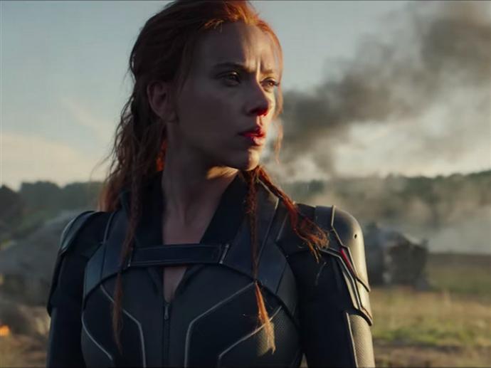 Black Widow vizyon tarihi değişti