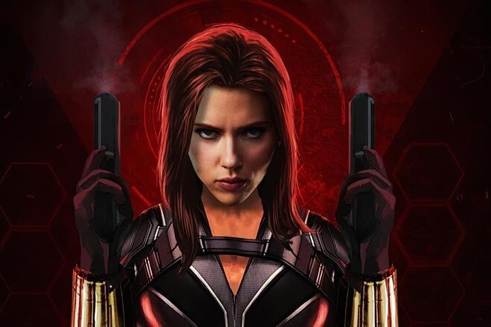 Scarlett Johansson'lı Black Widow filminden yeni fragman!