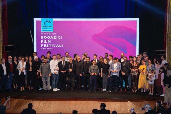 Boğaziçi Film Festivali'nin En İyileri ödüllerini aldı
