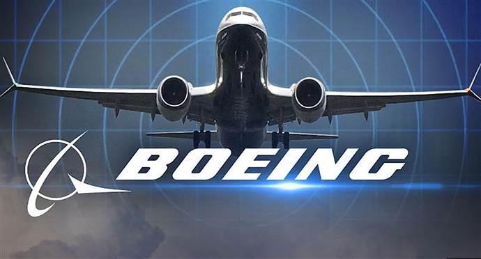 Boeing'in geliri 20 milyar dolar olarak açıklandı