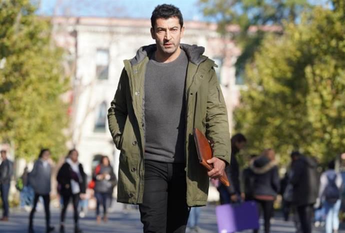 Kenan İmirzalıoğlu'nun yeni dizisinden ilk kareler