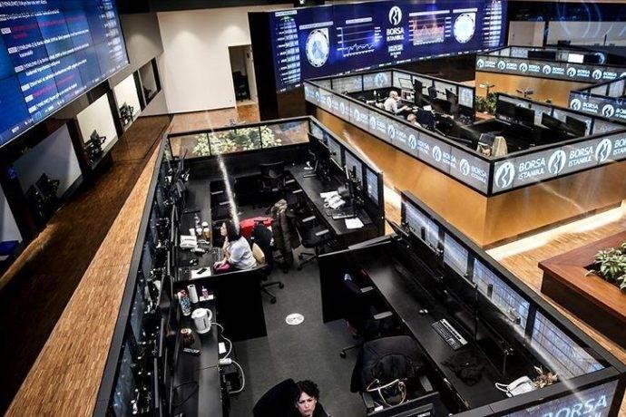 Borsada bankaların kârı dörtte bir oranında düştü