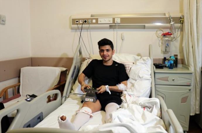 Sakarya'da bir ilk: Boy uzatma ameliyatı
