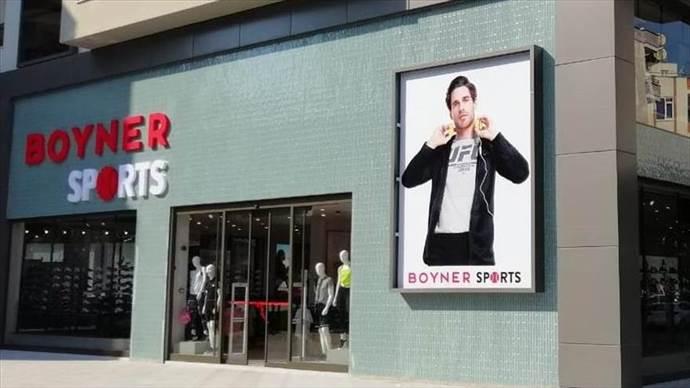 Onuncu Boyner Sports mağazası Alanya'da açıldı