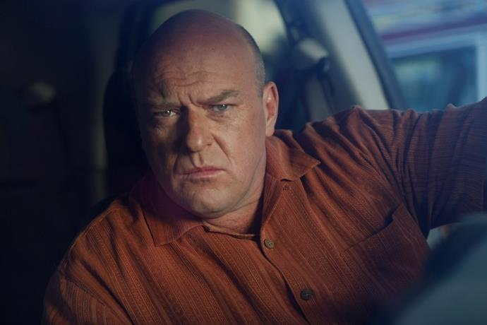 Breaking Bad karakteri Hank  geri dönüyor