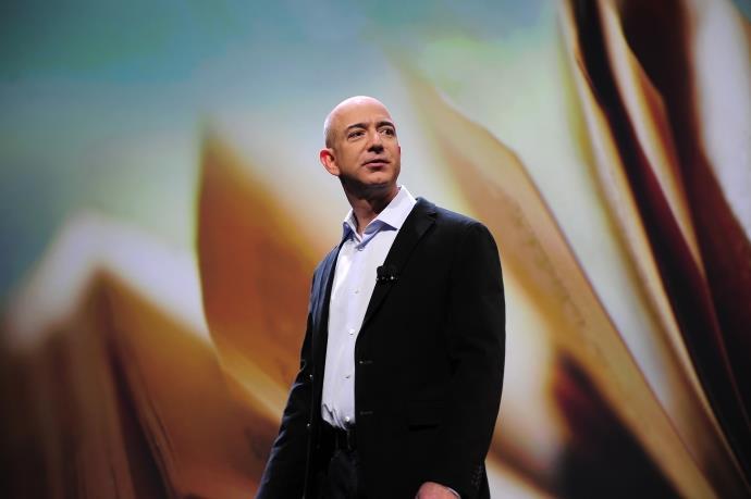 Bezos'tan iklim değişikliği için 10 milyar dolar bağış