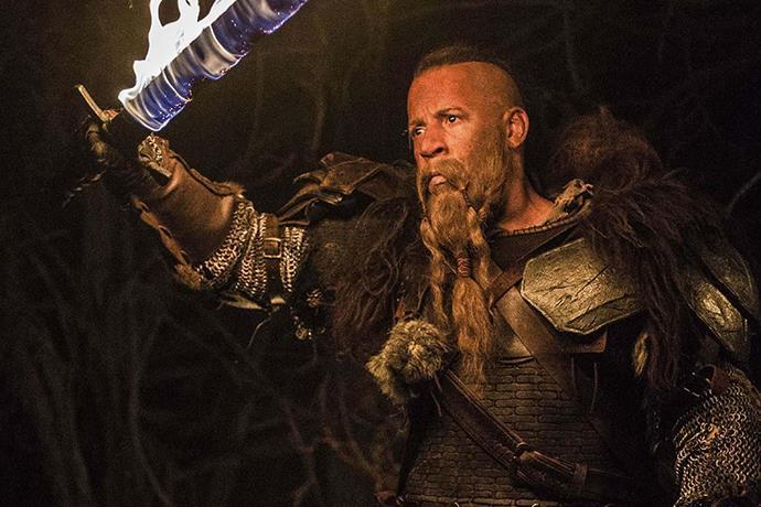 Vin Diesel, 'Son Cadı Avcısı 2' filmini doğruladı