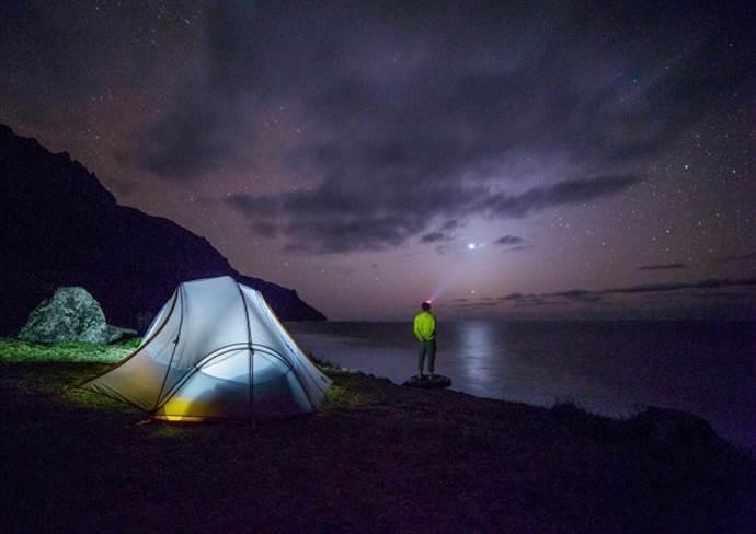 Kamp tatilini merak edenlerin sayısı hızla artıyor