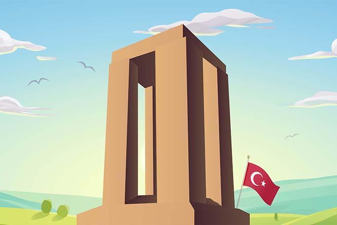 Trump AVM'de çocuklar Çanakkale Zaferi'ni kutlayacak