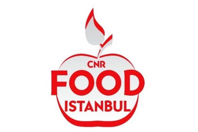 CNR Food İstanbul Fuarı 4 Eylül'de başlayacak