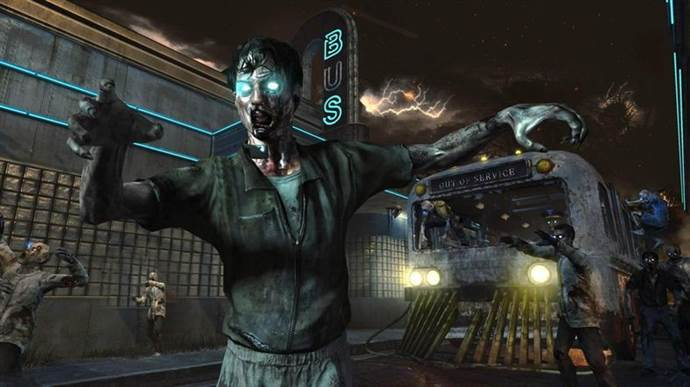Call of Duty Mobile zombi modu geliyor