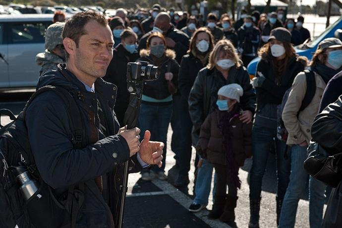Dünya 9 yıl önceki salgın filmini konuşuyor!