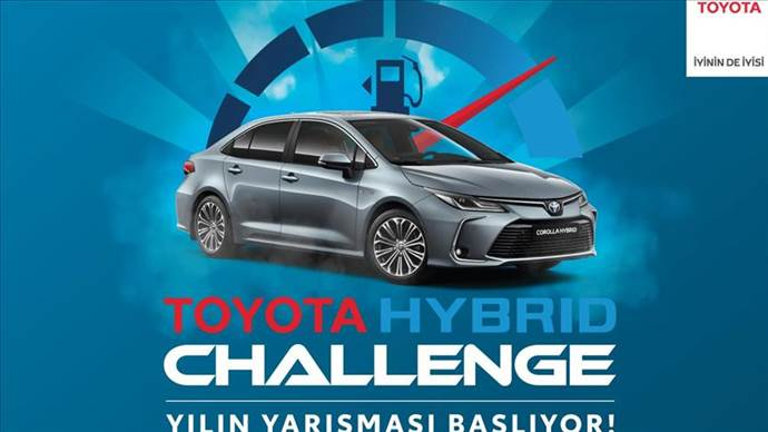 Toyota Hybrid Challenge yarışmasında hedef yakıt tasarrufu