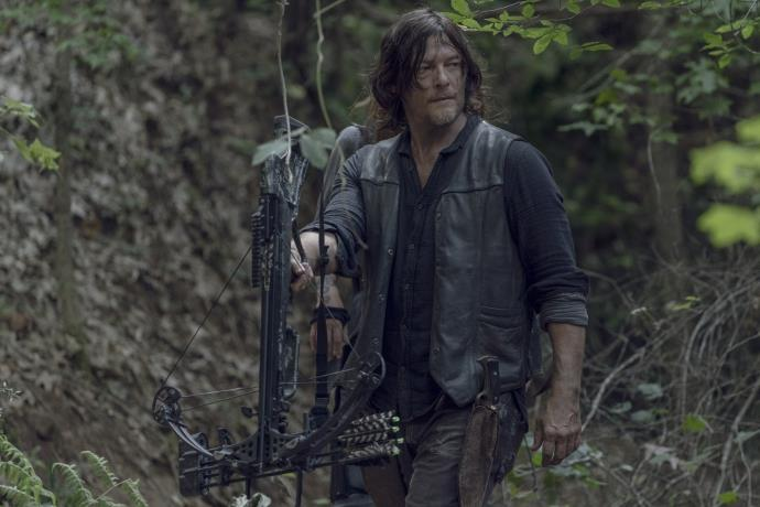 The Walking Dead'in 10. Sezon finali ertelendi