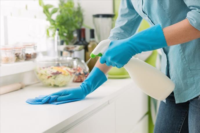Koronovirüs sürecinde ev temizliği nasıl yapılmalı?