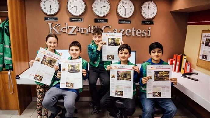 KidZania İstanbul'da Türk Dil Bayramı etkinlikleri yapılacak