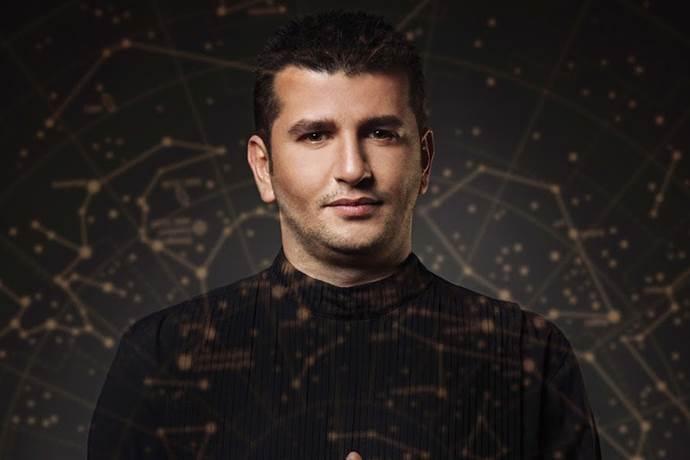 Dinçer Güner, astroloji sohbetleri için Bilkent Center'a konuk oluyor