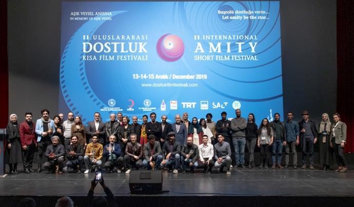 2. Dostluk Kısa Film Festivali'nin ödülleri sahiplerini buldu