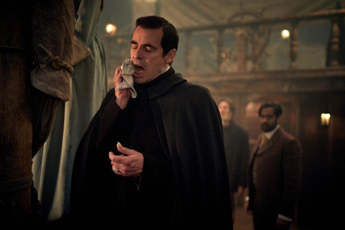 Netflix ve BBC yapımı Dracula mini dizisinin fragmanı yayınlandı