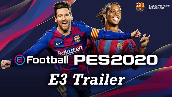 eFootball PES 2020'in demosu yayınlandı ve fiyatı açıklandı