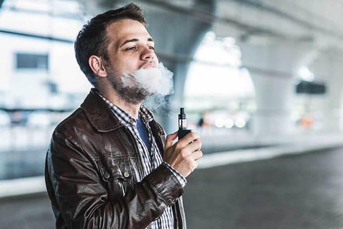 Elektronik sigara ile kanser arasında bağlantı bulundu